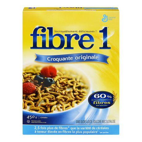 Fibre 1™ Crunchy Original Cereal - image 5 of 7