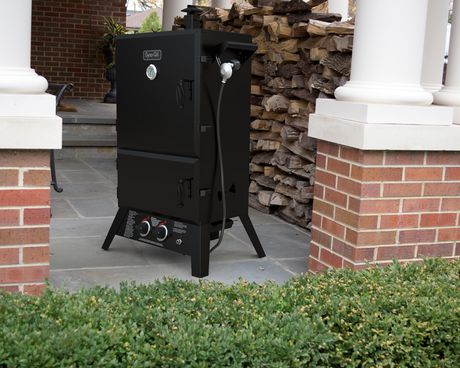"""Dyna-Glo DGW1235BDP-D 36"""" Wide Body Lp Gas Smoker - image 2 of 6"""