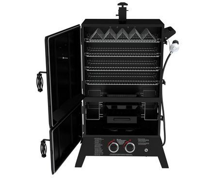 """Dyna-Glo DGW1235BDP-D 36"""" Wide Body Lp Gas Smoker - image 3 of 6"""