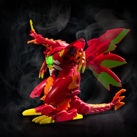 Bakugan, Dragonoid Maximus 8-Inch Transforming Figure with Lights and Sounds, for Ages 6 and Up - image 6 of 8