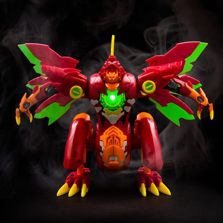 Bakugan, Dragonoid Maximus 8-Inch Transforming Figure with Lights and Sounds, for Ages 6 and Up - image 3 of 8