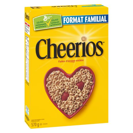 Cheerios™ Cereal, Family Size - image 9 of 9