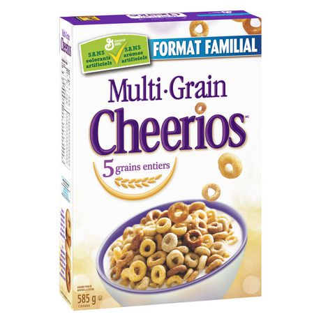 Cheerios™ Multi-Grain Cereal Family Size - image 9 of 9