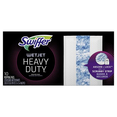 Swiffer Wetjet Hardwood Floor Spray Mop Pad Refill Extra