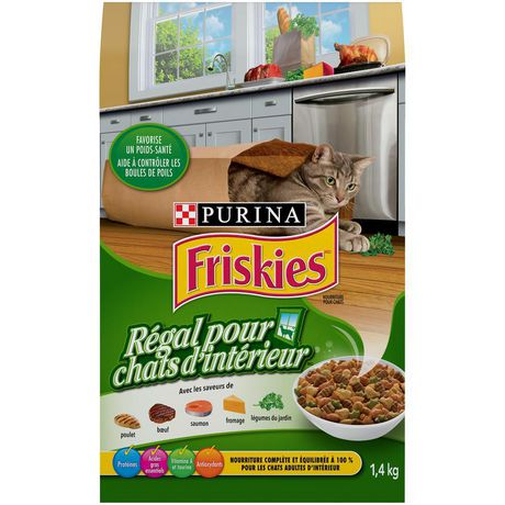 Friskies Indoor Delights Dry Cat Food - image 2 of 5