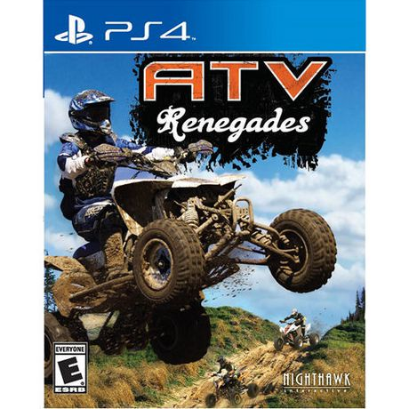 ATV RENEGADES (PS4) - image 1 of 1