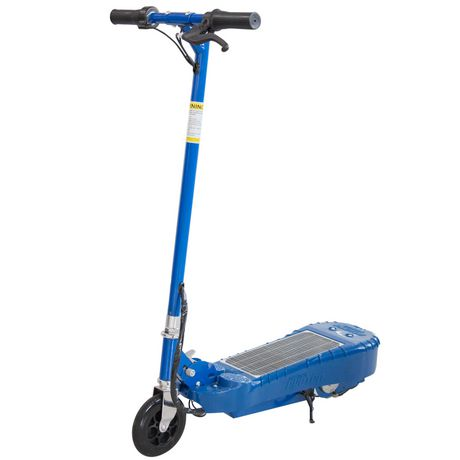 Daymak Photon Solar Electric Kick Scooter - Blue - image 1 of 1