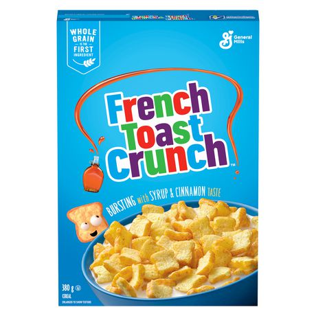French Toast Crunch Maple Syrup Cereals - image 5 of 7