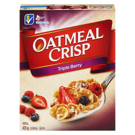 Oatmeal Crisp™ Triple Berry Cereal - image 4 of 7