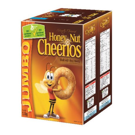 Cheerios™ Honey Nut Cereal, Jumbo - image 5 of 7