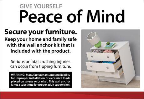 Berkson 4 Drawer Dresser - image 3 of 4