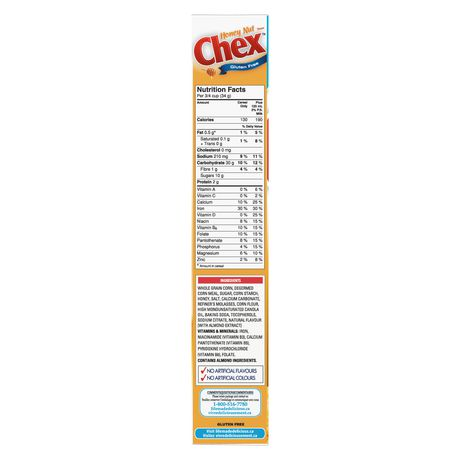 Chex™ Gluten-Free Honey Nut Cereal - image 3 of 7