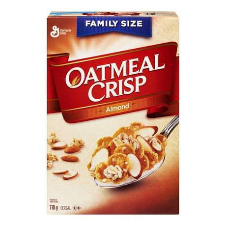 Oatmeal Crisp ™Almond Cereal Family Size - image 4 of 7