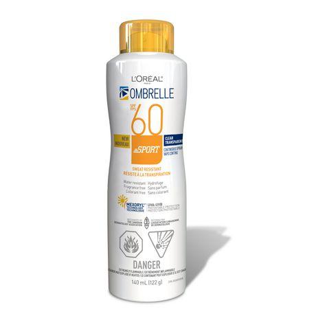 Garnier Ombrelle Sport Continous Spray Spf 60 - image 1 of 1