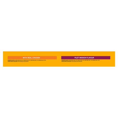 PEDIGREE Wet Chopped Chicken, Filet Mignon Multipack 24 x 375g - image 6 of 6