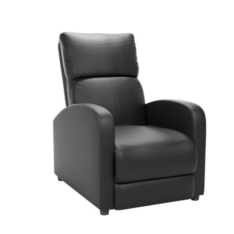 CorLiving Moor Bonded Leather Recliner - image 1 of 5