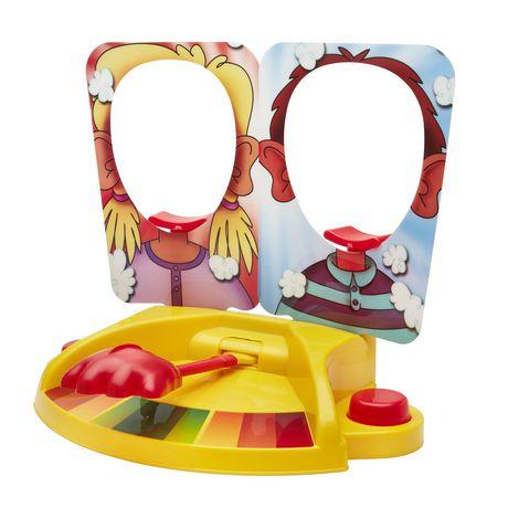 pie face showdown game On juego de mesa splash