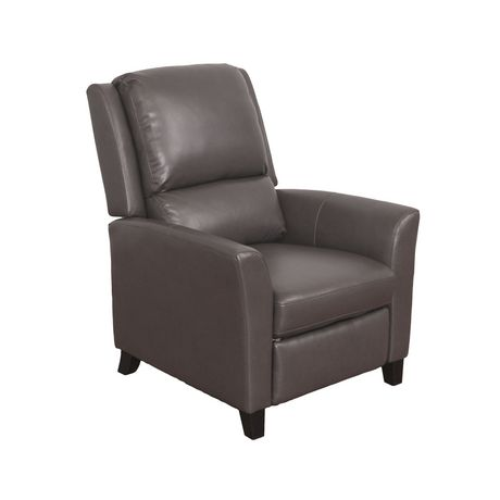 CorLiving Kate Bonded Leather Recliner - image 1 of 6