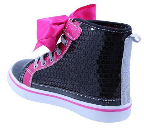 Jojo Siwa High-Top Casual Shoe
