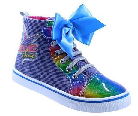 Jojo Siwa's Casual Hi-Top Shoes for