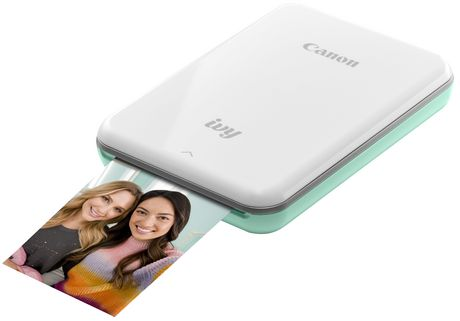Canon Ivy Mint Green Mini Photo Printer - image 1 of 3