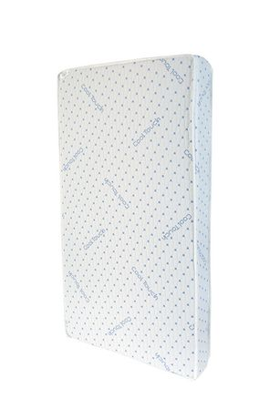 simmons cool touch crib mattress