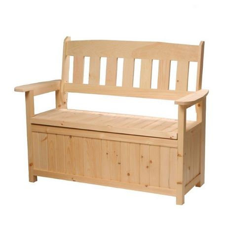 Country Comfort Chairs Cape Cod Garden Storage Bench Gsb