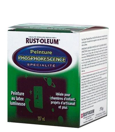 peinture phosphorescente specialty de rust oleum walmart canada. Black Bedroom Furniture Sets. Home Design Ideas
