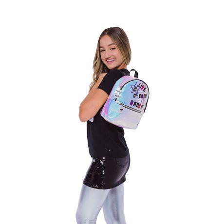 Girls Mini Pop Kids Live Dream Dance Backpack - image 2 of 5