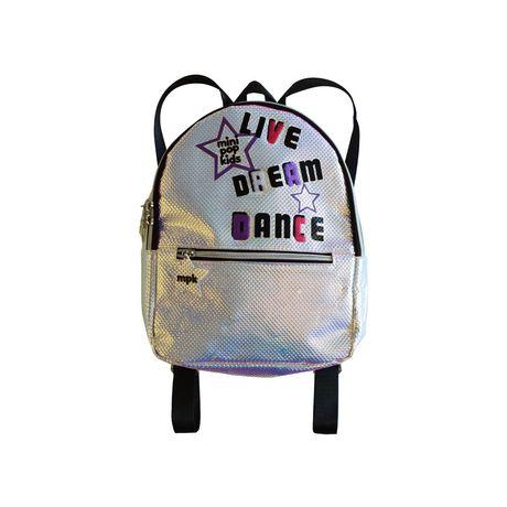Girls Mini Pop Kids Live Dream Dance Backpack - image 3 of 5