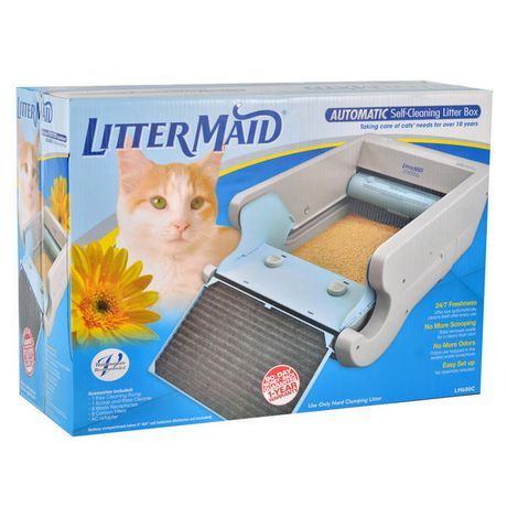 littermaid automatic classic litter box lm680c walmart canada