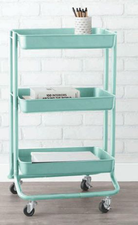 Three Tier Storage Cart - image 1 of 1