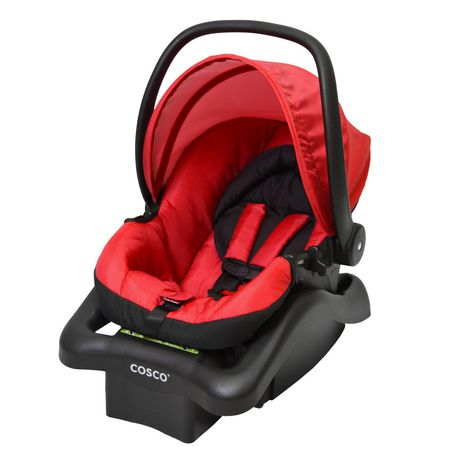 Cosco Simple Fold Plus Travel System - Ruby Red - image 5 of 9