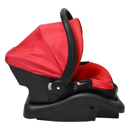 Cosco Simple Fold Plus Travel System - Ruby Red - image 6 of 9