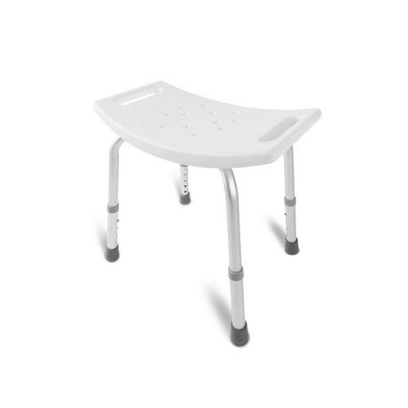 Tabouret et chaise de douche DMI sans outil - image 1 de 3