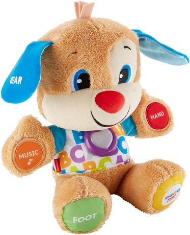 Fisher-Price Laugh & Learn Smart Stages Puppy - English Edition - image 7 of 9