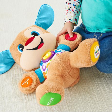 Fisher-Price Laugh & Learn Smart Stages Puppy - English Edition - image 5 of 9