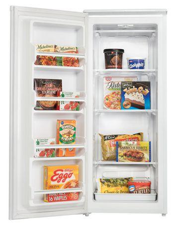 danby designer 85 cuft upright freezer - Small Upright Freezer