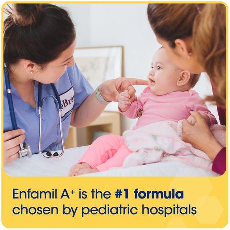 Préparation pour nourrissons Enfamil A+®, en poudre - image 3 de 4
