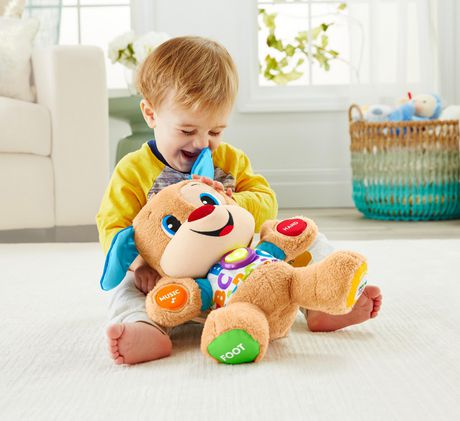 Fisher-Price Laugh & Learn Smart Stages Puppy - English Edition - image 4 of 9
