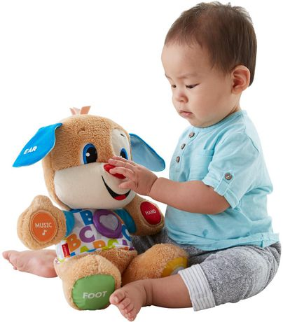 Fisher-Price Laugh & Learn Smart Stages Puppy - English Edition - image 3 of 9