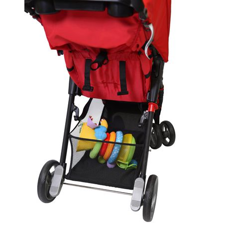 Cosco Simple Fold Plus Travel System - Ruby Red - image 9 of 9