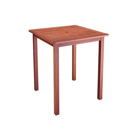 Table de hauteur bar miramar pex 263 t de corliving d for Table exterieur walmart