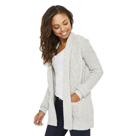Canadiana Women's Cable Cardigan | Walmart Canada