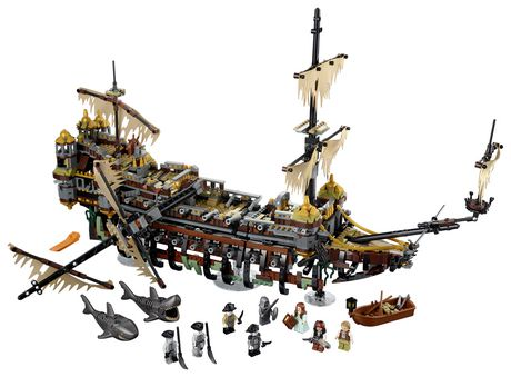 Lego Silent Pirates Mary71042 The Of Tm Caribbean 8yPNvm0nOw