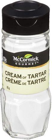 McCormick Gourmet, Cream of Tartar, 85g - image 1 of 2