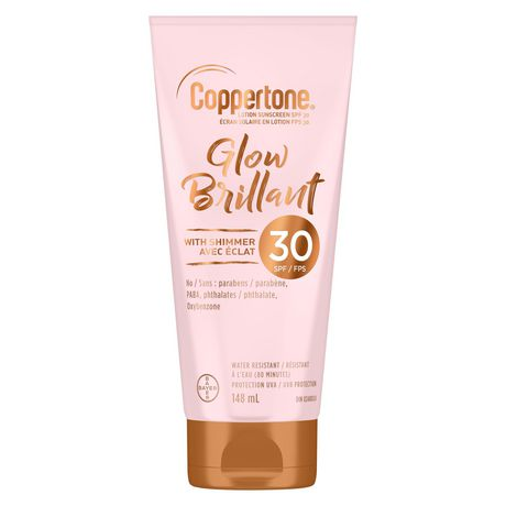 Coppertone® Glow Sunscreen Lotion with Shimmer - image 1 of 1