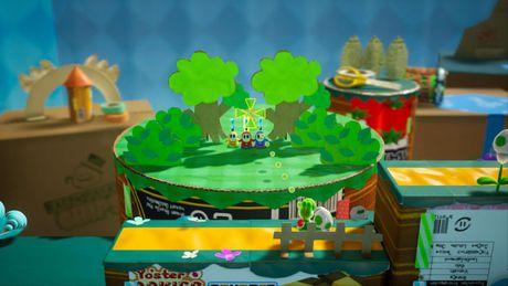 Yoshi's Crafted World (Nintendo Switch) - image 3 de 8