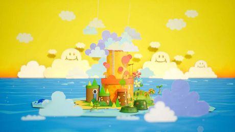 Yoshi's Crafted World (Nintendo Switch) - image 7 de 8