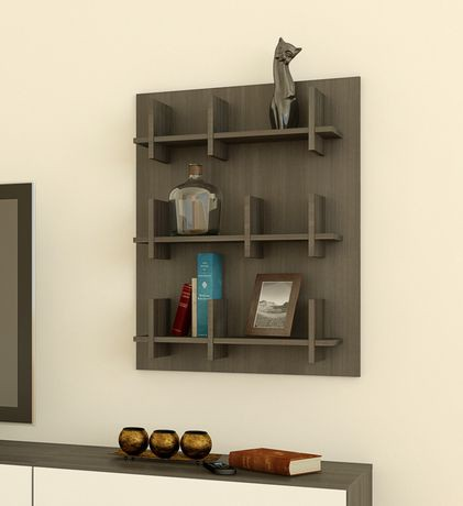 mur biblioth que allure de nexera walmart canada. Black Bedroom Furniture Sets. Home Design Ideas